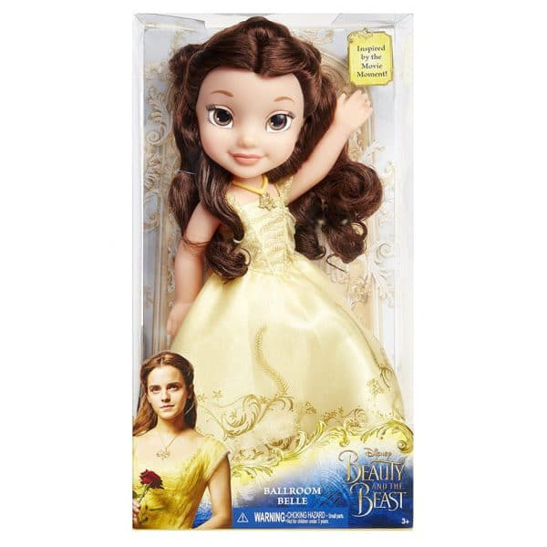 Disney Beauty and the Beast Ballroom Belle Doll