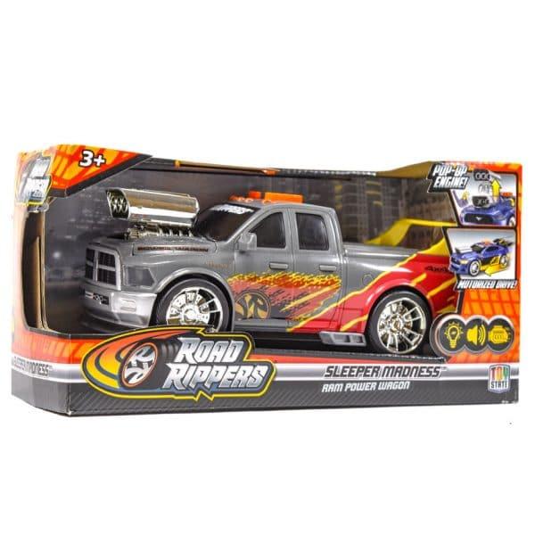 Road Ripper Sleeper Madness: RAM Power Wagon