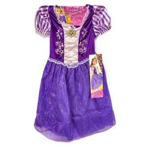 Disney Princess Rapunzel Velvet Dress