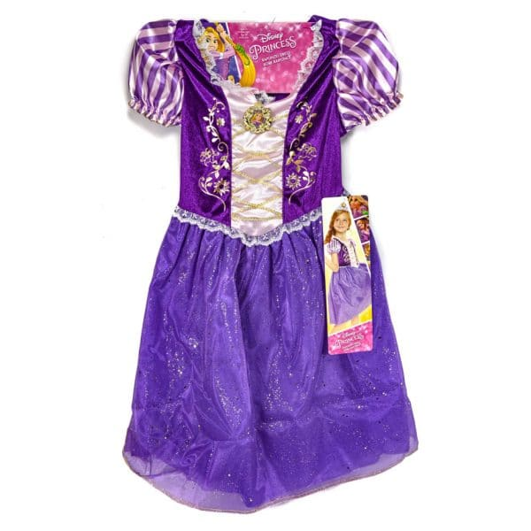 Disney Princess Rapunzel Velvet Dress