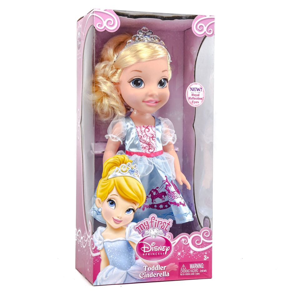 Cinderella Baby Doll Dress On Storenvy: My First Disney Princess Toddler Cinderella Doll