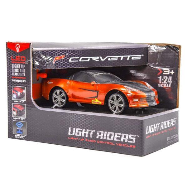 Light Riders Corvette