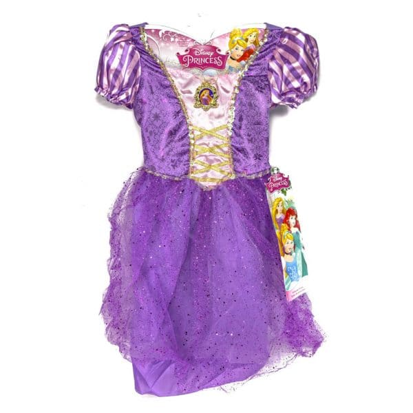 Disney Princess Rapunzel Sparkle Dress