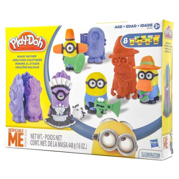 Play-Doh Minions Makin Mayhem
