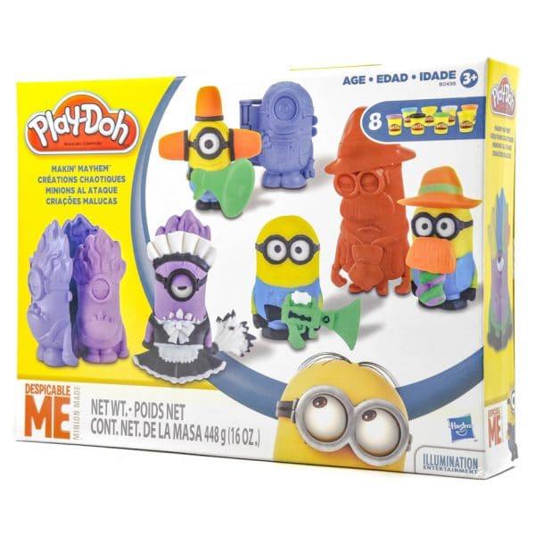 Play-Doh Minions Makin Mayhem