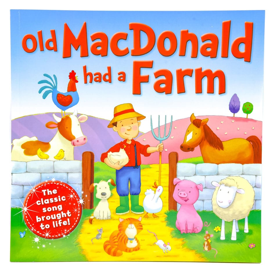 old macdonald had a farm pdf