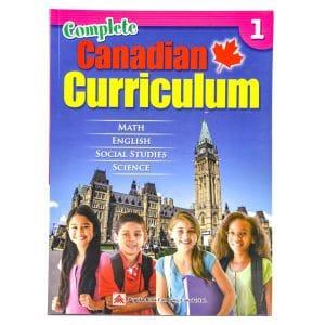 Complete Canadian Curriculum (Grade 1)