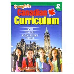 Complete Canadian Curriculum (Grade 2)