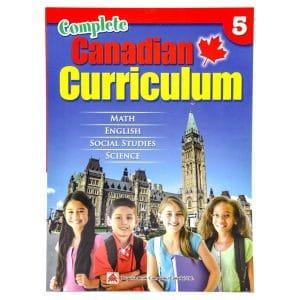 Complete Canadian Curriculum (Grade 5)