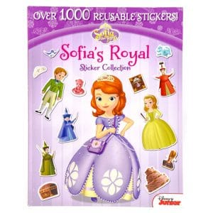 Sofia the First: Sofia's Royal Sticker Collection