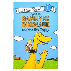 Danny and the Dinosaur and the New Puppy  (I Can Read: Level 1)
