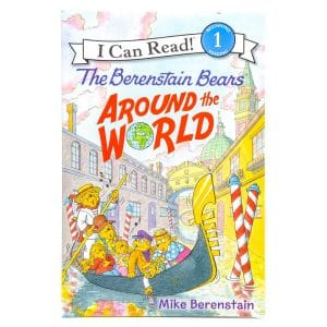 The Berenstain Bears: Around the World (I Can Read: Level 1)