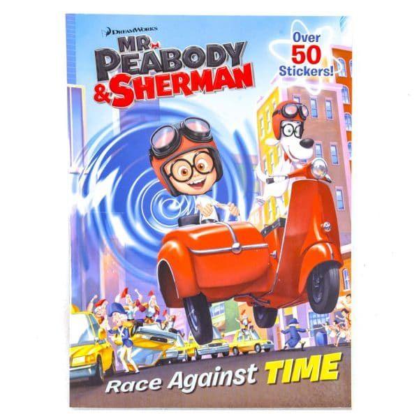 Mr.Peabody & Sherman: Race Against Time