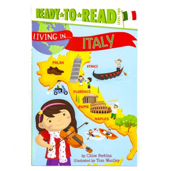 Living In…Italy (Ready To Read: Level 2)