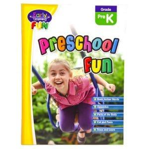 Preschool Fun (Grade: Pre K)