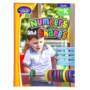 Numbers and Shapes (Grade: Pre K)