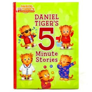 Daniel Tiger's 5 Minute Stories