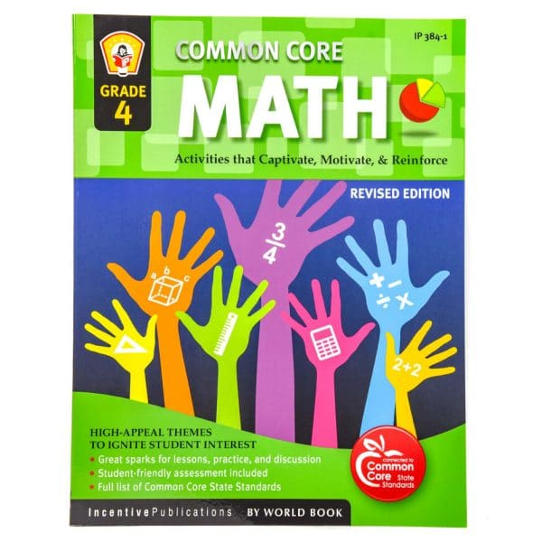 Common Core Math (Grade 4)