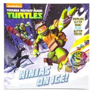 Teenage Muntant Ninja Turtles: Ninjas On Ice!