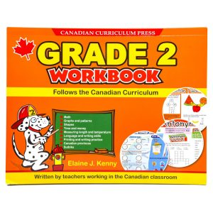 Canadian Curriculum Press Floorpad Workbook Series: (Grade 2)