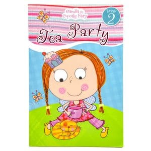 Camilla the Cupcake Fairy: Tea Party (Early Reader: Level 2)