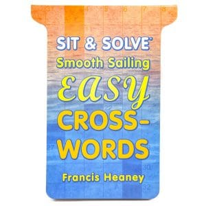 Sit & Solve Smooth Sailing Easy Crosswords