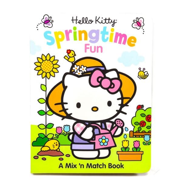 Hello Kitty Springtime Fun