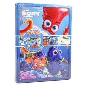 Finding Dory Activity Tin