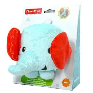 Fisher Price Peek a Boo Giggles: Bitsy the Elephant