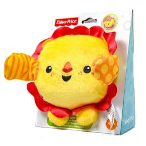 Fisher Price Peek a Boo Giggles: Griffin the Lion