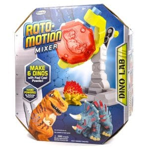 Roto-Motion Mixer Dino Lab