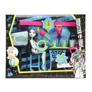 Monster High Skullmate Science Class Set