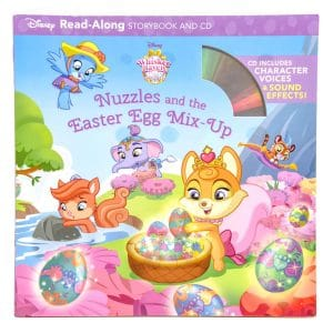 Whisker Haven Palace Pets: Nuzzles and the Easter Egg Mix-Up
