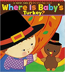 Where is Baby's Turkey Book