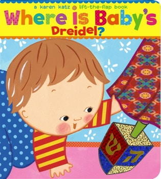 Where is Baby's Dreidel Book