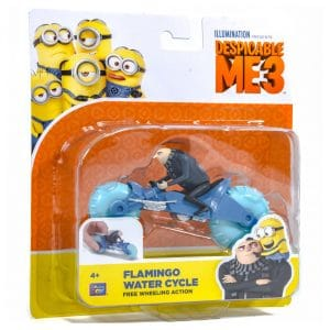 Despicable Me 3: Flamingo Water Cycle