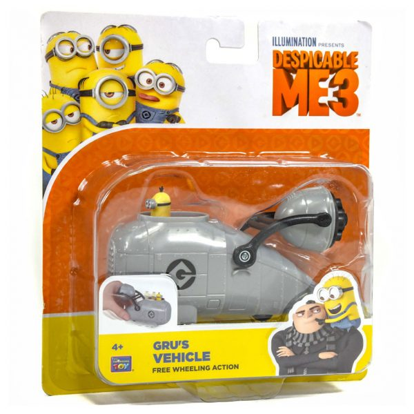 Despicable Me 3: Gru's Vehicle