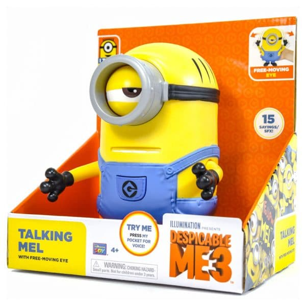 Despicable Me 3: Talking Mel