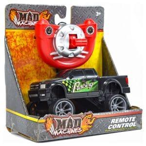Mad Machines Mini R/C (BLACK)