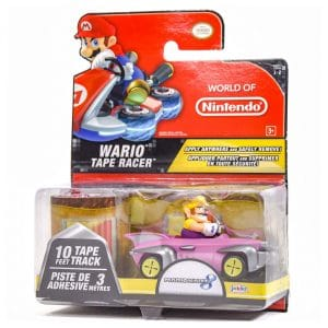 Nintendo Tape Racers: Wario