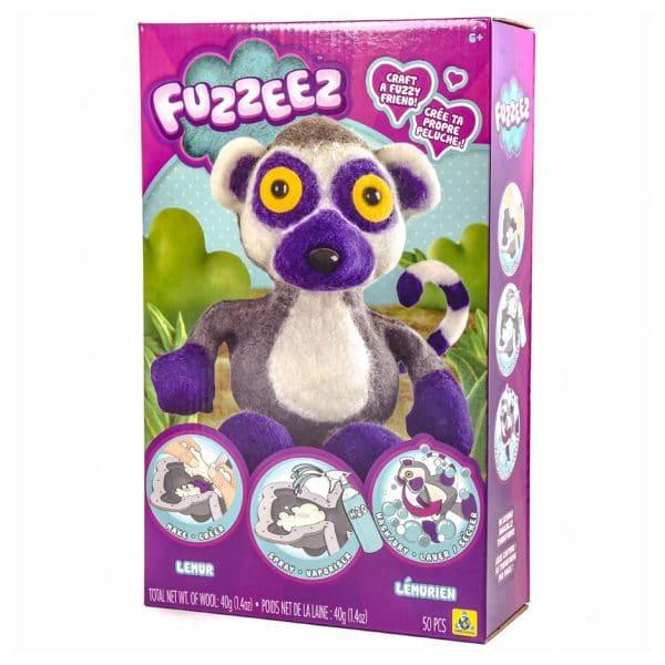 Fuzzeez Lemur