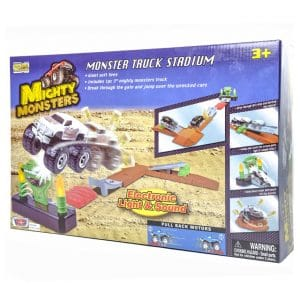 Mighty Monsters: Monster Truck Stadium