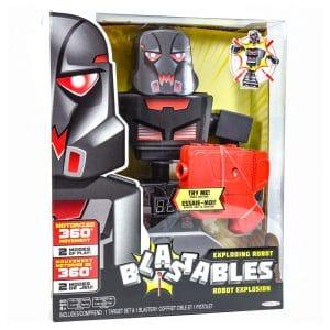 Blastables Exploding Robot