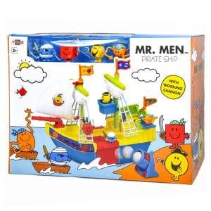 Mr. Men Pirate Ship