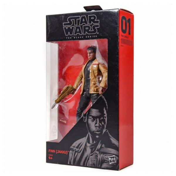 Star Wars The Black Series: Finn (Jakku)