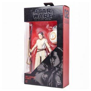 Star Wars The Black Series: Rey (Jakku) & BB-8