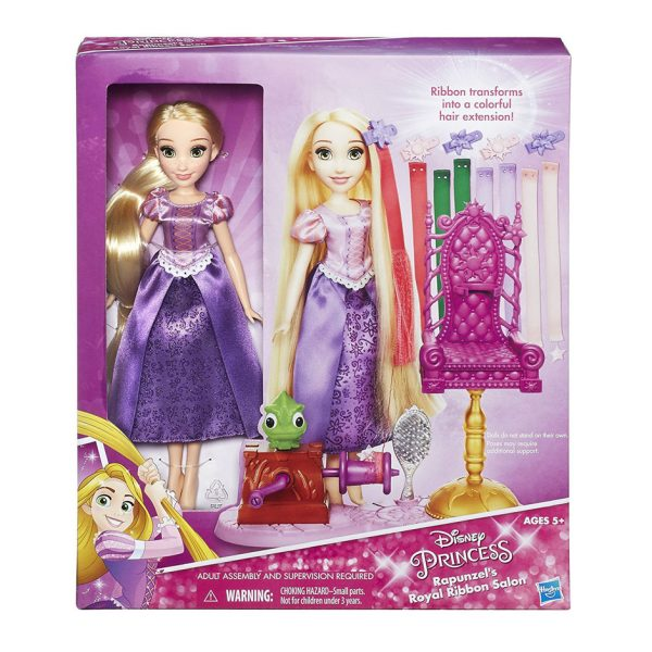 Disney Princess Royal Ribbon Salon (RAPUNZEL)