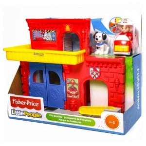 Fisher Price Little People Fire Station