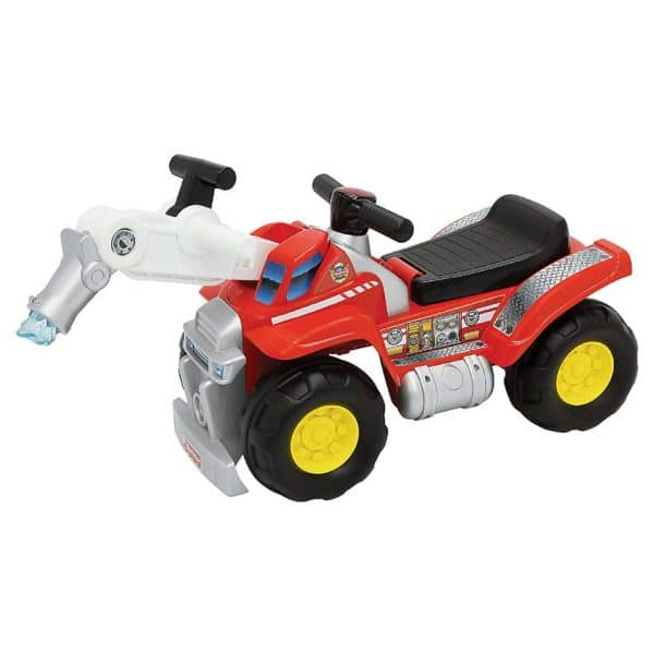 Fisher Price Big Action Fire Truck Ride On
