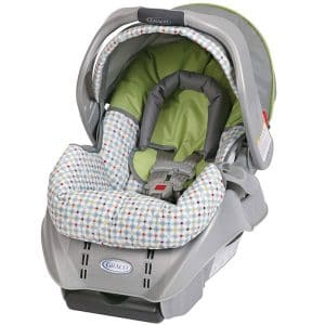 Graco Snugride Infant Car Seat (Pasadena)